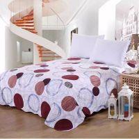 厂家直销  多种规格尺寸 老粗布床单枕套 纯棉老粗布床单被套