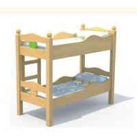 定做贵州各地幼儿园单人床, 优质马尾松家具,四川幼儿园家具厂