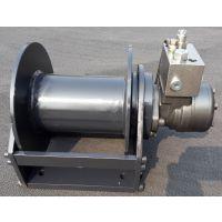 小吨位液压绞车(卷扬机)单绳拉力0.2吨(GHW120-02)结构紧凑质量可靠