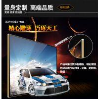 特价直销四川绵阳42寸壁挂超薄广告机 广告播放器LED液晶显示屏