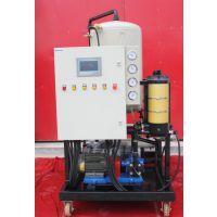 华豫 聚结分离滤油机 流量 100L/min 价格 质量