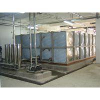 运城地埋式BDF水箱 运城地埋式方形水箱 RJ-D50