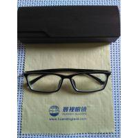寰视眼镜HS-P-R-4001超薄眼镜定制