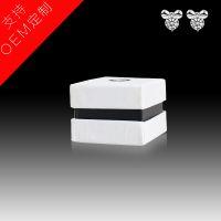 饰品盒 耳钉戒指纸盒 天地盖盒子高档婚庆礼品盒黑白经典厂家定制