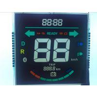 电动车LCD 显示屏 TN屏 LCD液晶屏 段码屏 VA屏 晶立威