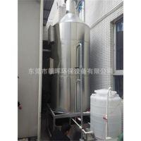 直销天津发电机尾气净化器、喷淋式废气净化器
