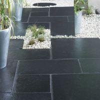 黑色石灰岩 庭院、家庭装修选择 魅力黑色 宜昌厂家供应