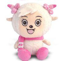 批发喜洋洋公仔玩偶羊羊毛绒玩具美羊羊懒羊羊送孩子 生日 儿童节