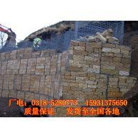 五拧石笼网 镀锌石笼网 石笼网厂家 包塑石笼网护坡石笼网