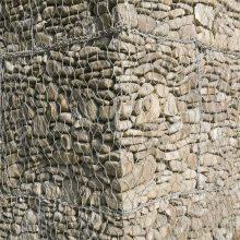 铅丝石笼网 包塑石笼网 格宾网护岸