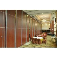 湖北的酒店65.85,100型活动隔断,移动屏风推拉折叠门厂家