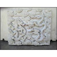 宁夏浮雕|旺通雕塑|龙浮雕照壁墙