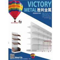 胜利金属制品厂(图)、超市货架、霸州超市货架