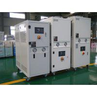 液压油怎样冷却,液压油如何降温,液压油制冷用冷油机