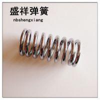 盛祥弹簧厂家供应不锈钢线规格2*20*50压缩弹簧