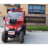 ZH250型全地形消防摩托车厂家直销四川旭信
