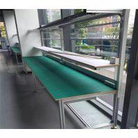 东莞防静电工作台 电子装配木板线 包装平板线 锋易盛厂家自产自销