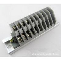 JH5-2.5组合式接线端子 JH5B-2.5导轨式接线排 接线端子板