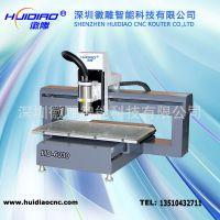 工艺礼品加工设备 HD-6030小型深圳徽雕木工雕刻机 深圳徽雕家具
