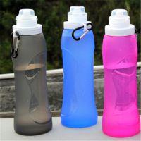 厂家直销专业水杯生产公司折叠水杯户外旅行用品水瓶