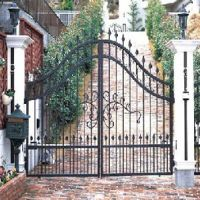 青海热镀锌护栏:买***知名的草坪护栏,兰州博达兴是您不错的选择
