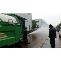 改装东风多利卡国四高压清洗吸污车厂家年底低价促销13135738889