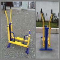 湖南长沙 永州 怀化公园健身器材采购 体育健身路径生产 踏步机平步机椭圆机剑桥114优质钢管