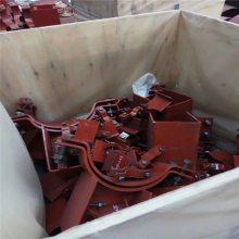 河北乾胜牌Z12循环水支座 碳钢材质 西北电力设计院标准支吊架