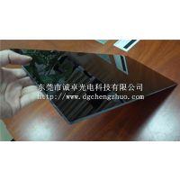 东莞诚卓光电供应德国肖特电磁炉电陶炉烤炉烤箱高温炉用耐高温黑色微晶玻璃面板