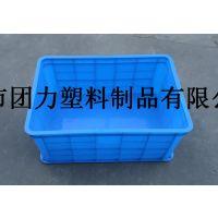 湖州 575/250号塑料箱 长方形 可回收 生产 塑料制品