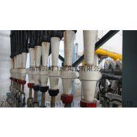 云峰YF-CLV150重质除渣器 内衬陶瓷 山东厂家