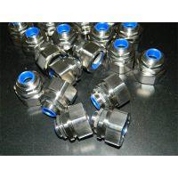 福莱通304/316不锈钢金属软管接头,防水电缆管密封固定头M25大量销售