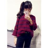 钦州市秋季女装新品针织衫开衫韩版中长款厂家尾货清仓处理批发