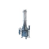 上海三申TZ100塔式蒸汽重蒸馏水器不锈钢
