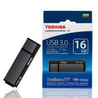 正品 东芝TOSHIBA Osumi MX 16GB 高速USB3.0U盘 金属款 商务优盘