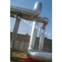 铁皮玻璃棉保温防腐施工队 彩钢板不锈钢管道保温施工工程