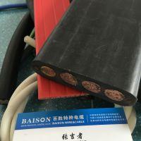 上海百胜斗轮机卷筒电缆,拖拉斗轮机电缆厂家。