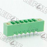 供应特供总代理上海雷普LEIPOLE线路板端子系列-插拔式接线端子PCB端子 15ELPVM-3.81