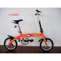供应大人高档折叠自行车 广州自行车公司