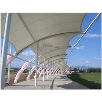 郑州膜结构高尔夫场 膜结构顶棚 造型美观 经济实用 环保绿色