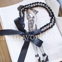 2014新款韩国代购饰品批发代理HB2232韩剧[来自星星的你]甜美发带