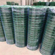 1.8*30米养殖围栏铁丝网 金昌pvc涂塑荷兰网哪家便宜 焊接果园网