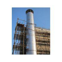 双层不锈钢烟囱、厂家直接供应、南京科诺