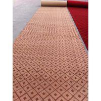 供应德州昌达展览毯、大红拉绒、满铺地毯、土工膜、