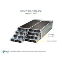 超微F618R2-RT+多节点服务器4U8节点服务器