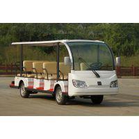 东莞卓越14座电动观光车白色G1S14厂家直销