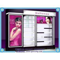 时尚化妆品店铺化妆品柜台装修设计方案