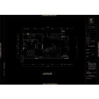 大学城天古装饰虎溪花园装修案例丨重大集资房装修设计效果图