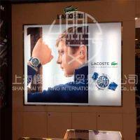 室内韩国正喷防水灯片 户外韩国弱溶剂灯箱片 广告制作 高清写真打印