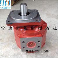 CBG2100高压大流量液压齿轮油泵